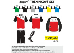 Treninkový set DDsport Plus