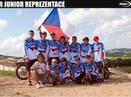Motokrosové dresy Czech Racing Team