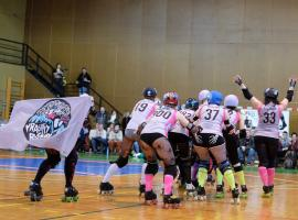 Roller Derby Prague dresy