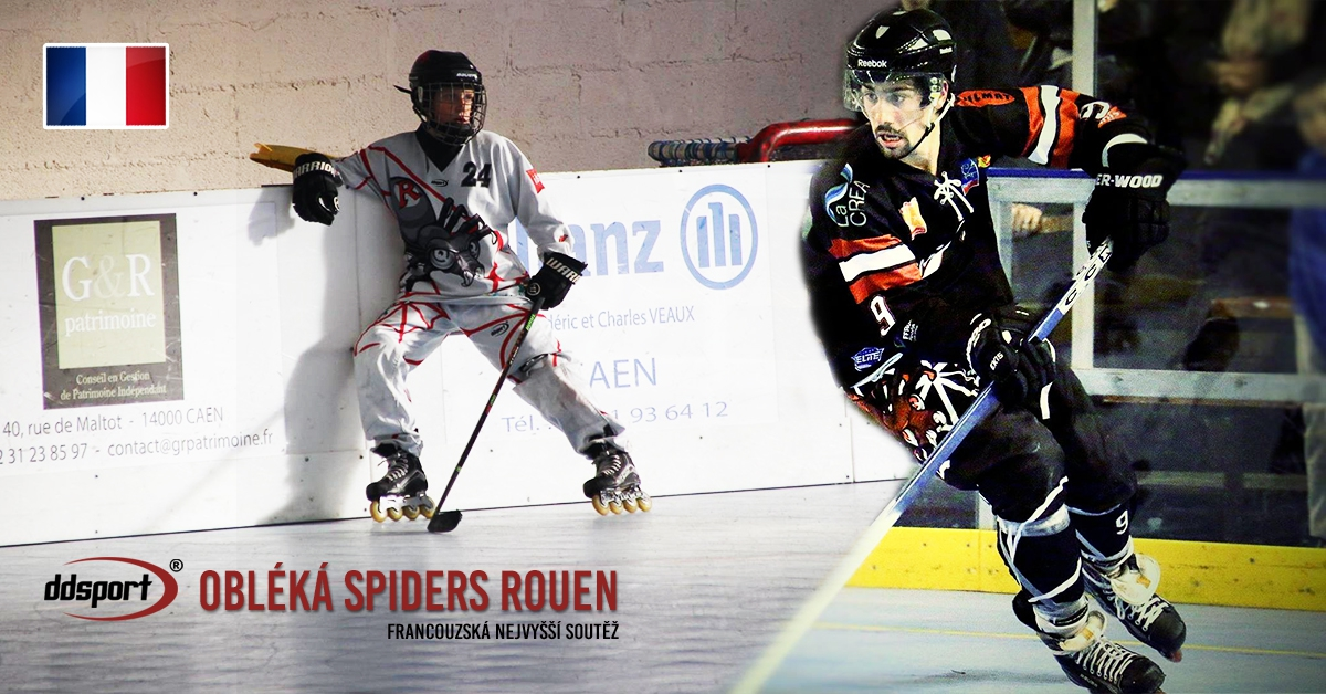 IN-LINE HOCKEY SPIDERS ROUEN